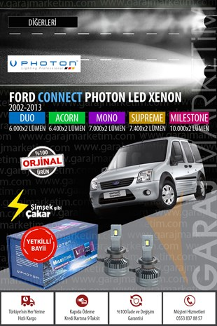 Ford Connect 2002-2013 Photon Led Xenon